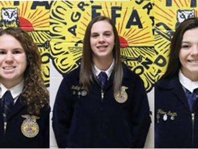 Fredericktown FFA members recognized virtually through state FFA celebration