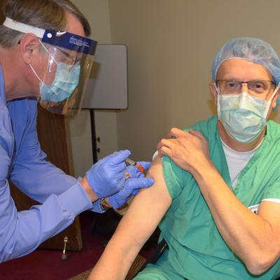 Avita vaccinates frontline employees against COVID-19