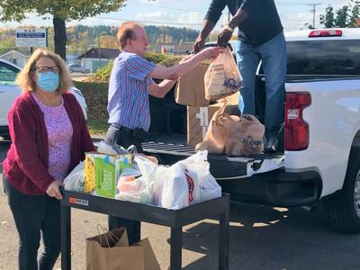 15th annual Make A Difference Day Food Drive big success, says Stumbo