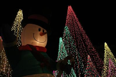 Help us find the best Christmas light displays in Richland County