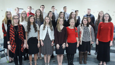 Choral Countdown to Christmas 2019: Temple Christian School