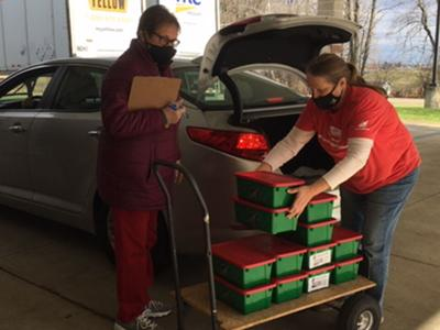 Drop-off locations announced for Operation Christmas Child shoebox gifts