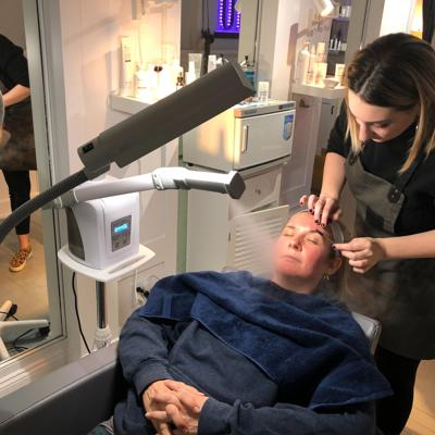 New facial bar at Richland Mall offers opportunity to pamper yourself
