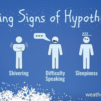 Here's how to protect yourself from hypothermia
