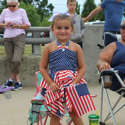 GALLERY: Shelby Bicycle Days parade, part one