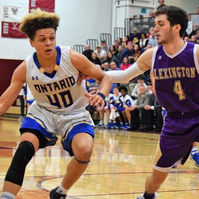 Ontario stuns Lexington in Division II sectional final thriller