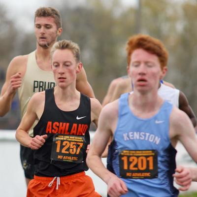 Ashland's Hawley sets pace for Richland Source boys CC team