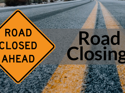 Richland County announces road closures from April 19 to 23