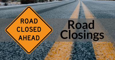 Road Closings