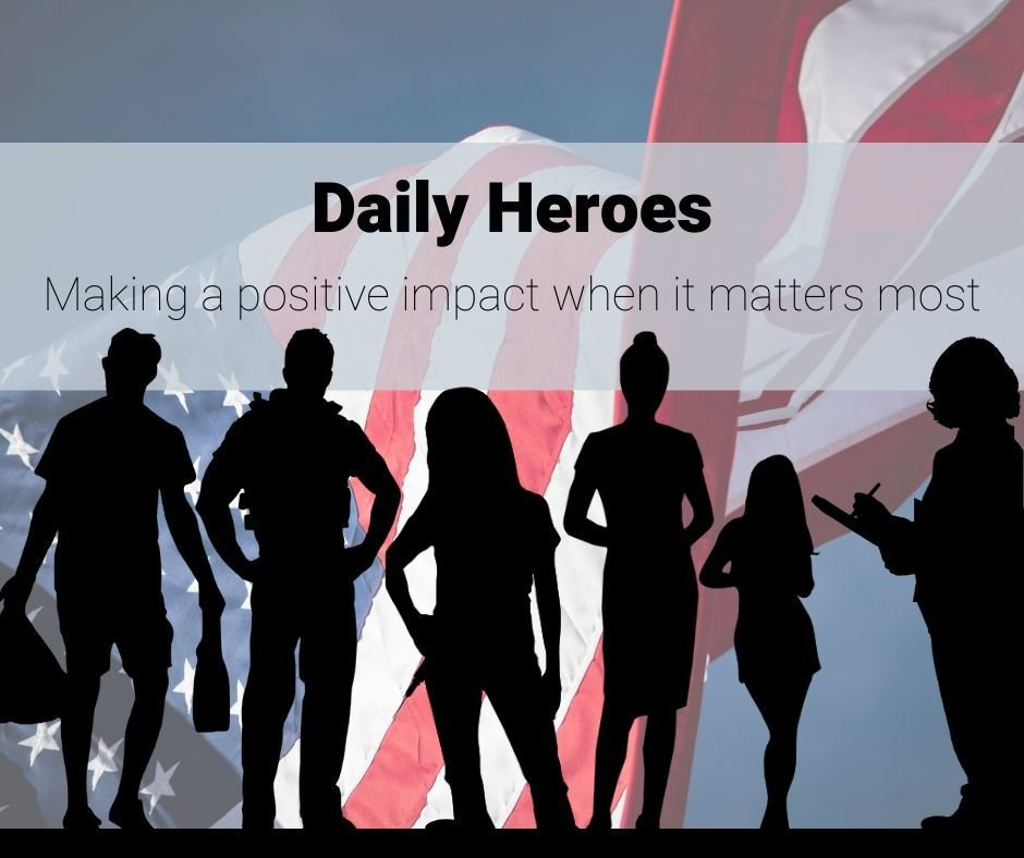Covid 19 Tell Us About Your Daily Hero During These Tough Times Covid 19 Richland County Updates Richlandsource Com