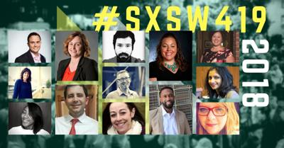 Mansfield takes Austin - South by Southwest 2018
