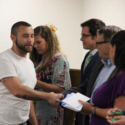 Mansfield Municipal Mental Health Court celebrates 10 graduates