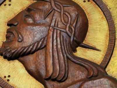 Stations of the Cross are a hallmark at Mansfield St. Peter's