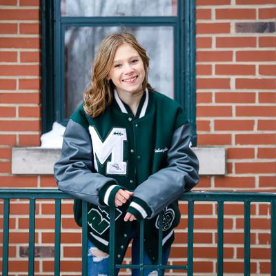 Madison Comprehensive High School 2021 Graduate: Makayla Weaver