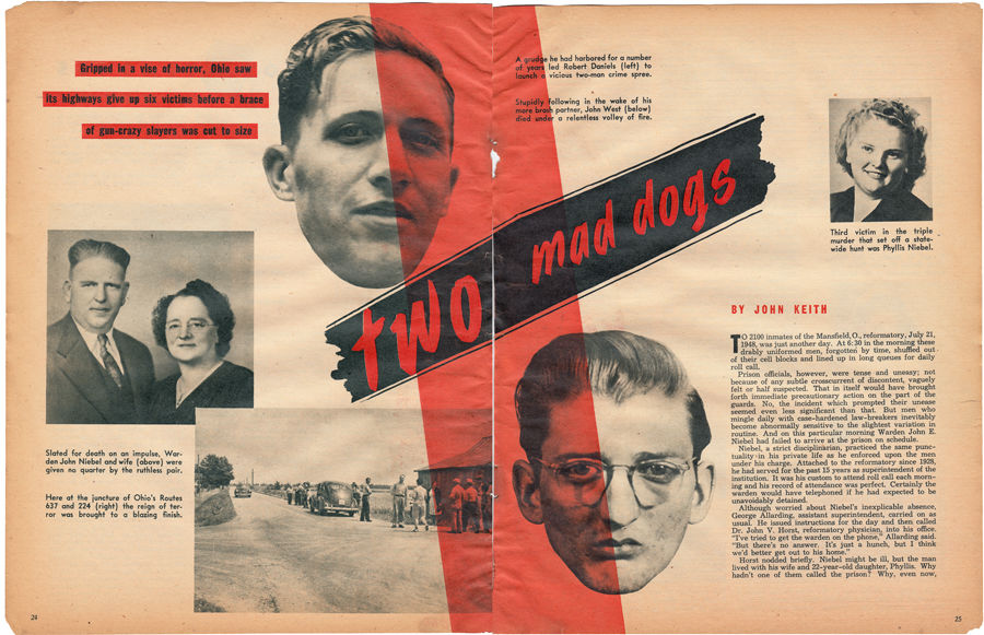 The Field documented in True Detective 1948