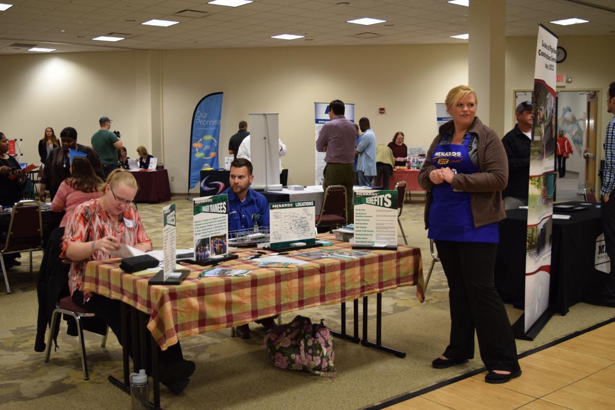 Hundreds seek opportunities at MOESC job fair | News