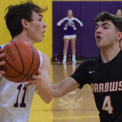 Ashland's Denbow takes offense with the opposition's offense