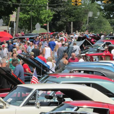 Loudonville's 4th of July car show & fireworks postponed until Labor Day weekend