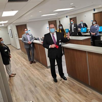 OhioHealth celebrates ribbon cutting at Balgreen Medical Office Building