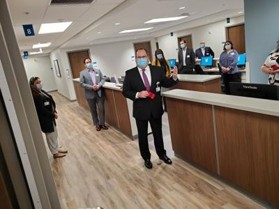 OhioHealth celebrates ribbon cutting at Balgreen Medical Office Building