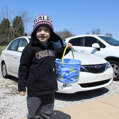 Paradise Church goes all out with annual Easter egg hunt