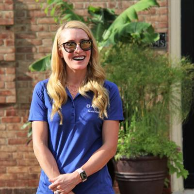 GALLERY: Walking with Dr. Emily Exten at Kingwood