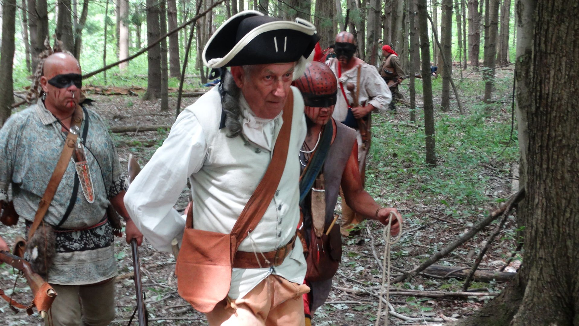 Living History Days has full slate from May 31 to June 2 at Lowe-Volk Park