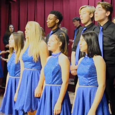 Choral Countdown to Christmas 2019: Ontario High School