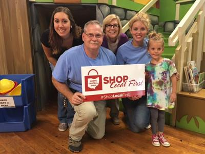 Visits to Little Buckeye Children's Museum Shop Small