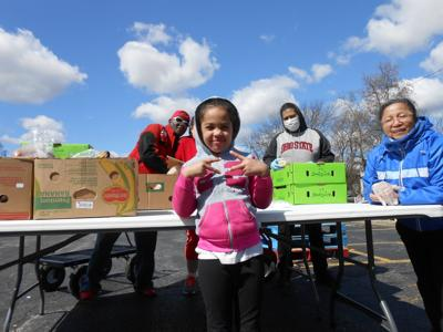 Coronavirus impacts Grace Episcopal Church food pantry