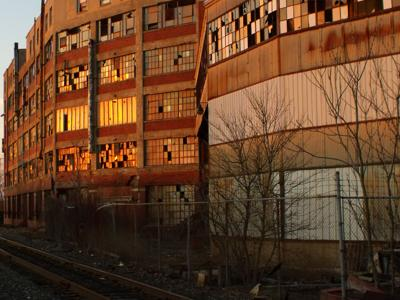GALLERY: Westinghouse by the tracks