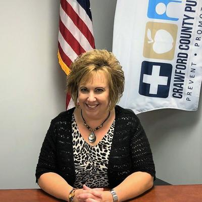 Crawford County Health Commissioner appointed to DeWine's County Fair Advisory Group