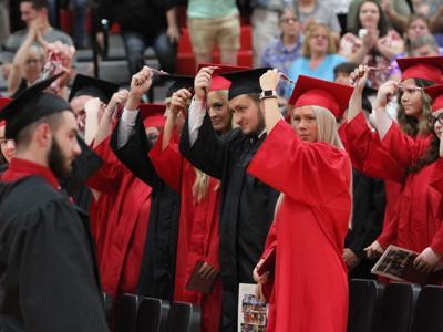 GALLERY: Bucyrus Graduation 2019