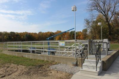 Shelby Wastewater Treatment Plant