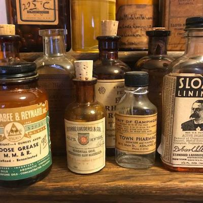 Home remedies were a health quest in north central Ohio a century ago, too