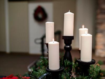 Waiting expectantly through Advent