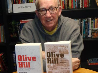 Olive Hill: A local historical novel reveals little-known past