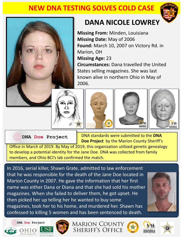 Shawn Grate's alleged 1st victim