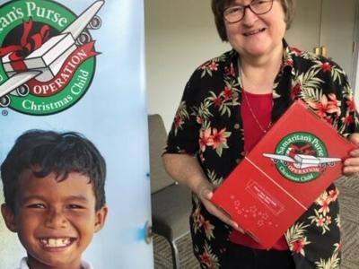 Operation Christmas Child drop-off site opens next month in Mansfield