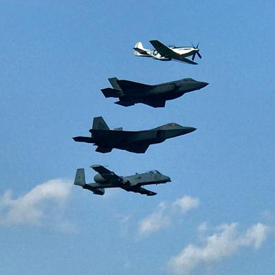 Local pilots participate in Oshkosh flying convention
