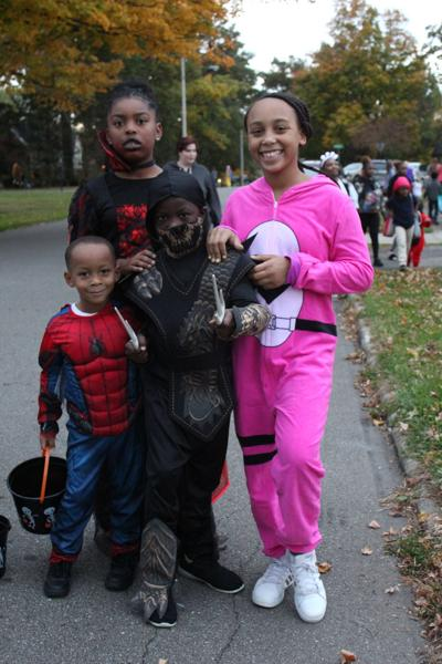 Mansfield Halloween