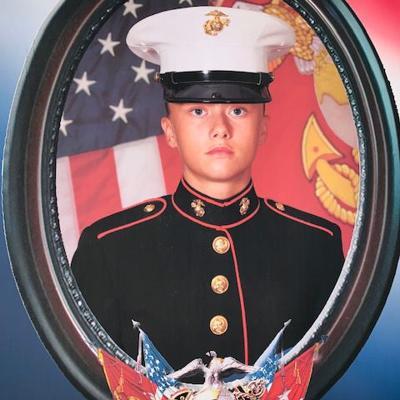 Madison alum earns honor graduate status from U.S. Marine Corps