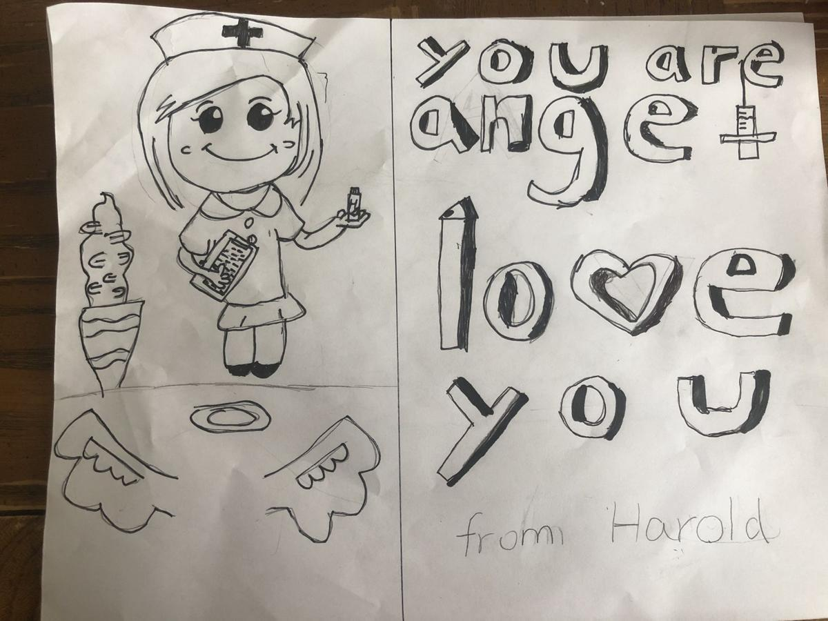"""""""You are an angel"""""""