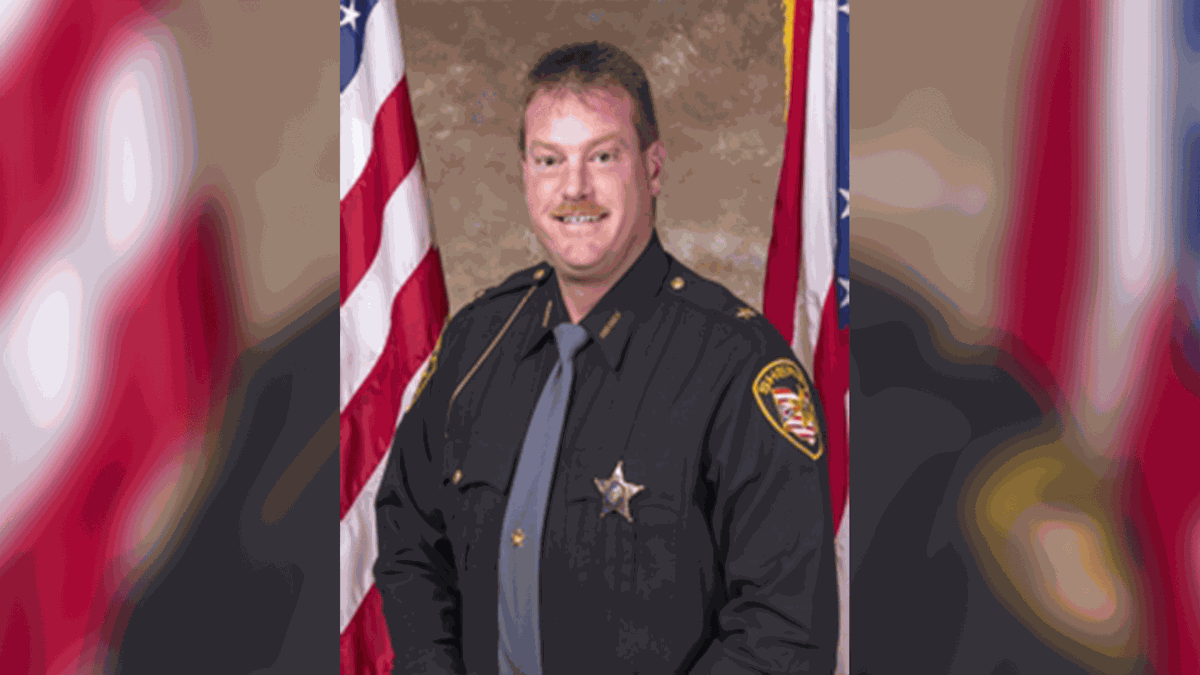 Pike County Sheriff Charles Reader