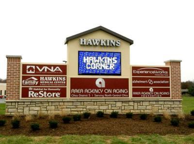 Hawkins Corner Building photo