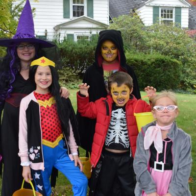 Trick-or-Treat times set in Richland County