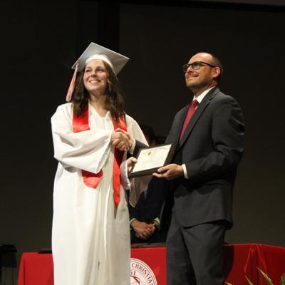 GALLERY: Mansfield Christian celebrates 50th graduating class