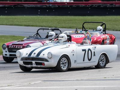 Mid-Ohio Sports Car Course readies for opening weekend unlike any other