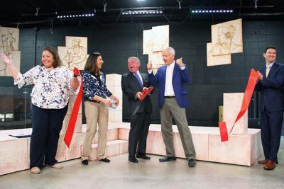 The Ren's Theatre 166 begins Imagination District development