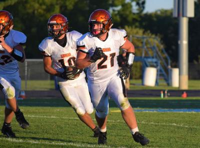 Unbeaten Lucas ranked fourth in Division VII in first state poll